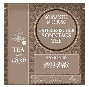 Black Tea Blend East Frisian Sunday Tea
