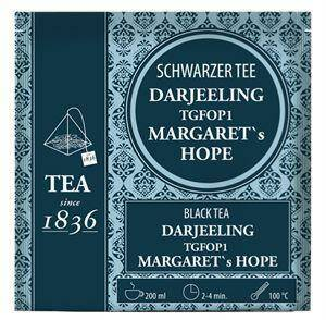 Black Tea Darjeeling Margaret´s Hope
