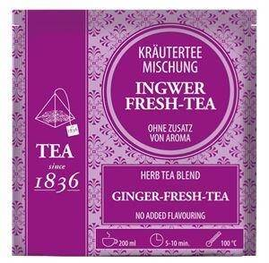 Herb Tea Blend Ginger Fresh