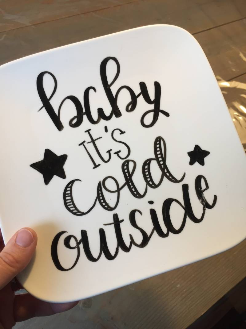 Bord - Baby it's cold outside
