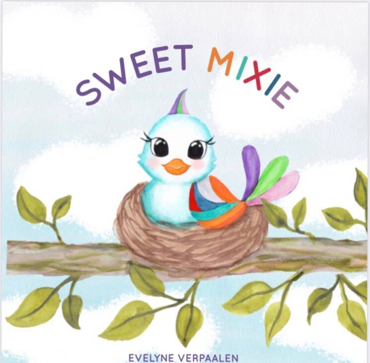 Sweet Mixie Book English Edition