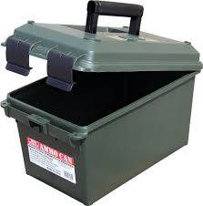 MTM ammo crates forrest green