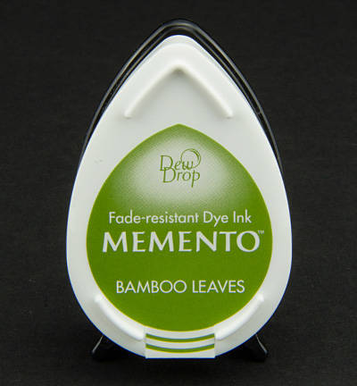 Memento dewdrop Bamboo Leaves