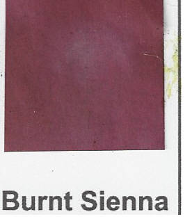 Brusho Burnt Sienna