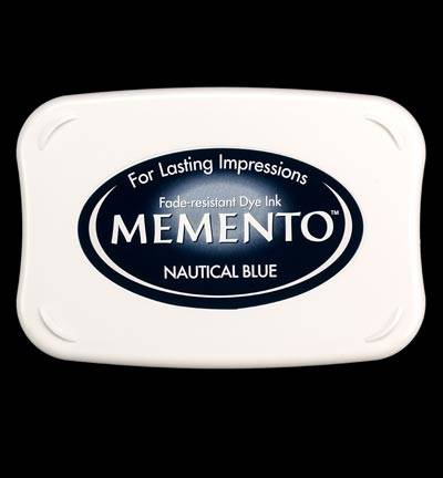 Memento Inkpad Nautical Blue