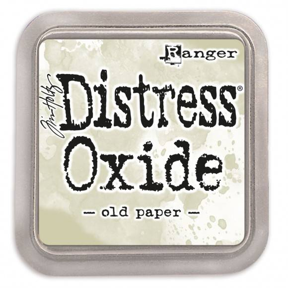 Distress Oxide Old Paper pad