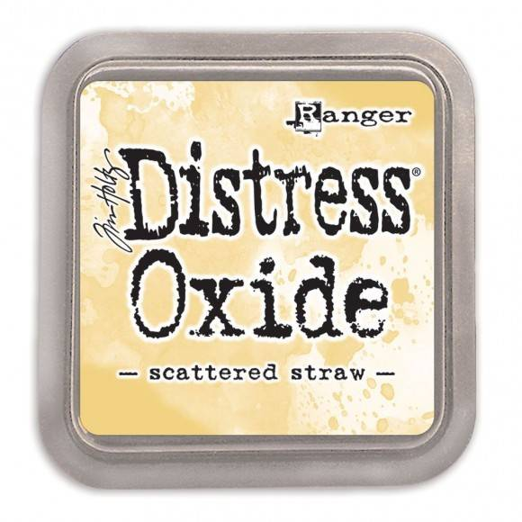 Distress Oxide Scattered Straw pad