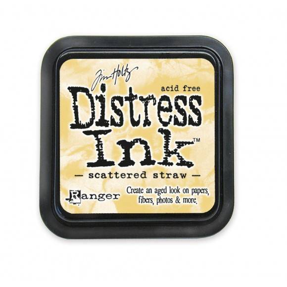 Distress Scattered Straw pad