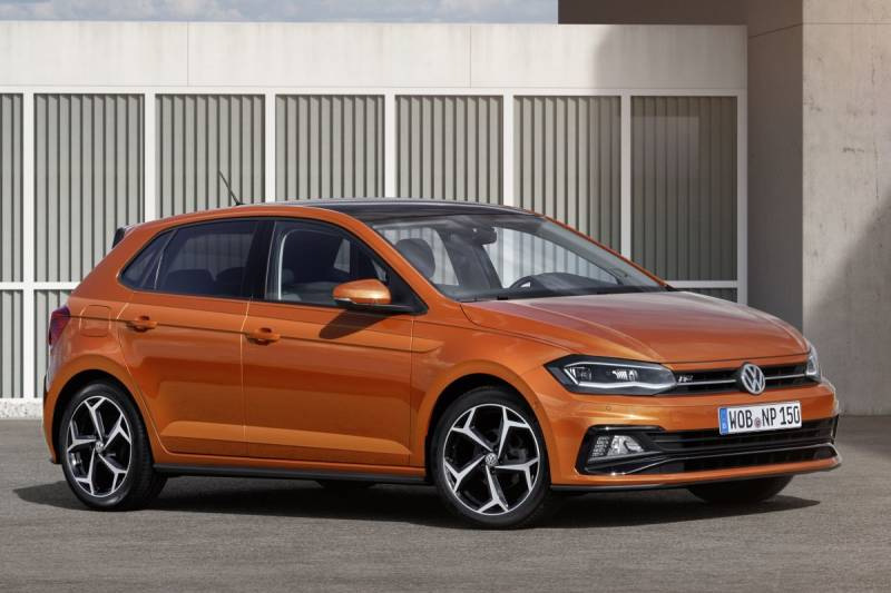 Cruise Control VW Polo 2018+ AW