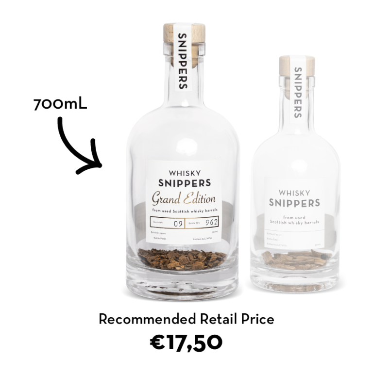 Snippers Whiskey Grand Edition