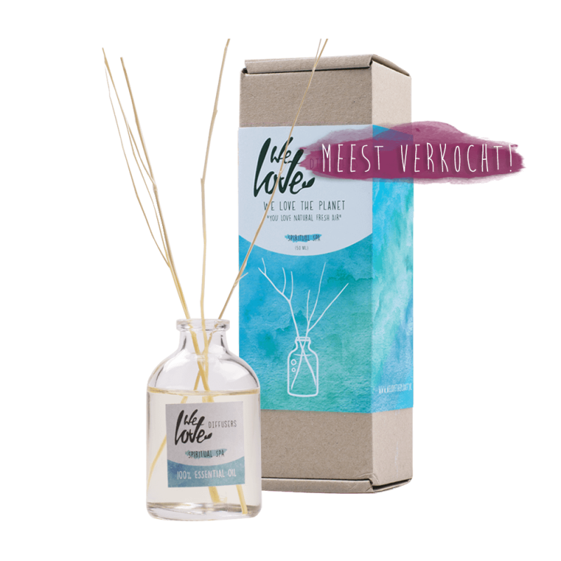 We Love The Planet Diffuser Spiritual Spa