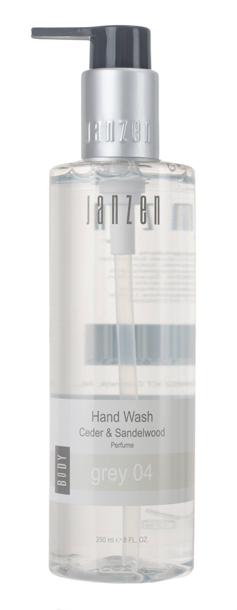 Hand Wash Grey Janzen