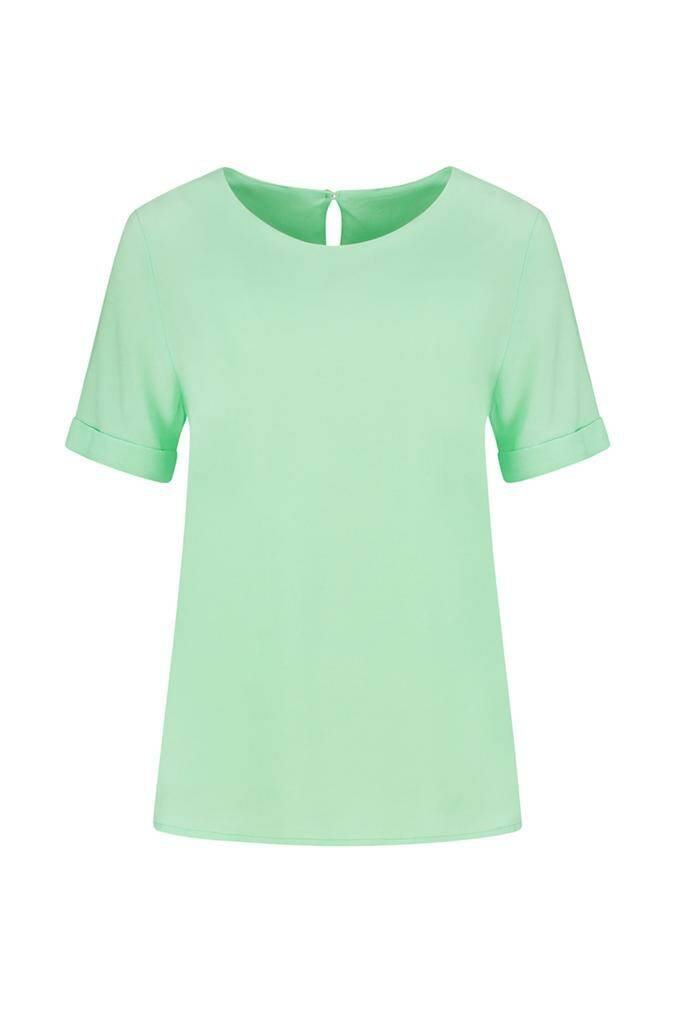 -30% Lucky mint Top by Katja POM Amsterdam