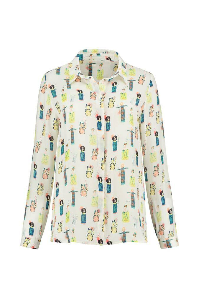 Blouse Lucky Charms POM Amsterdam