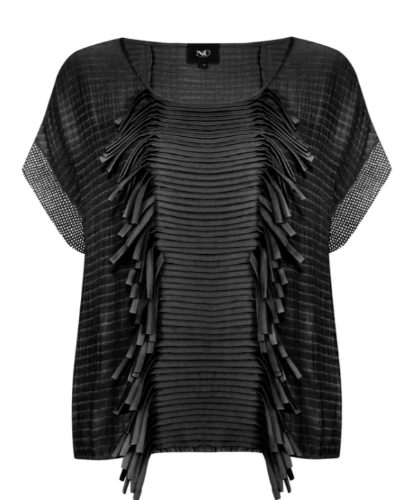 Dawn Blouse with fringe Nu Denmark