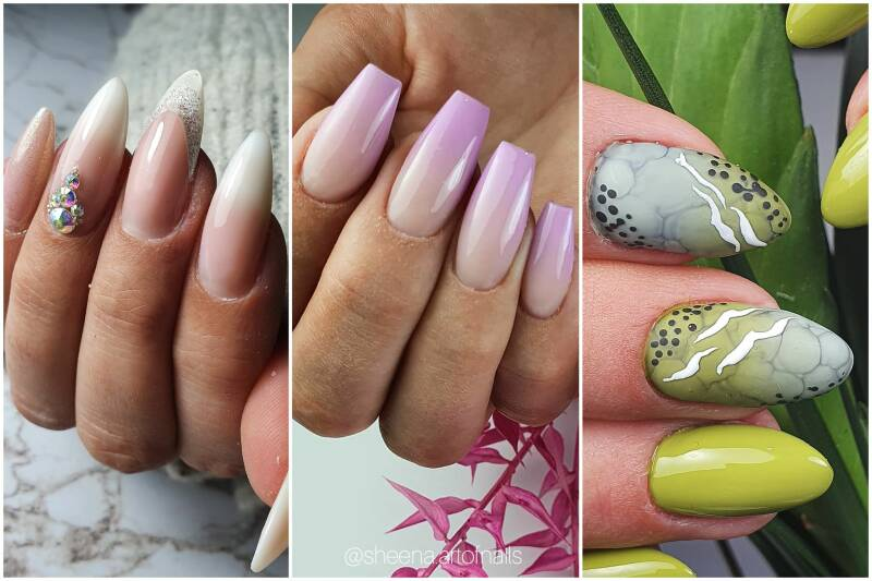 Babyboom, Colorboom, Ombre, Glitterombre