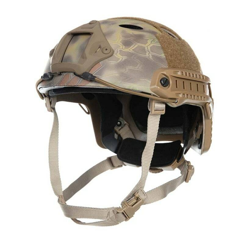 Mich fast helm mandrake Airsoft