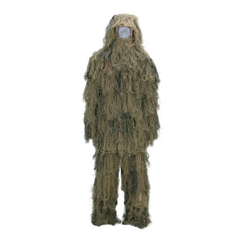 Airsoft Ghillie Suit Special Forces