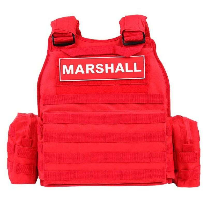 Tactical Marshall Vest