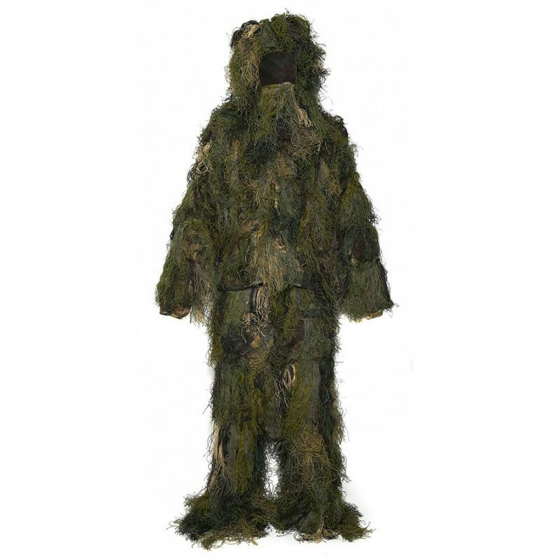 Airsoft Ghillie Suit Deluxe