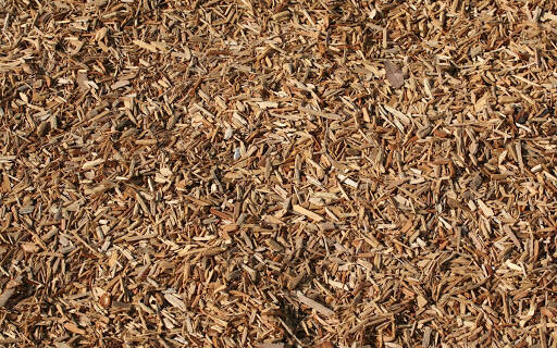Shreds (hout snippers)