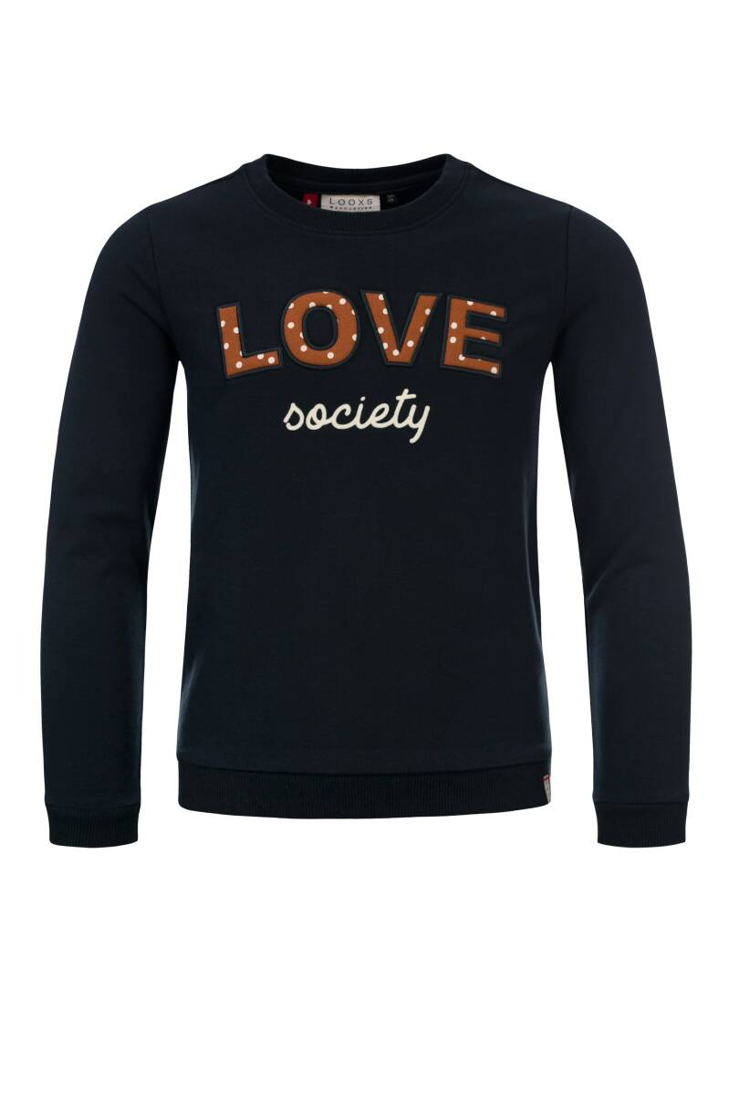 Looxs Sweater - Navy