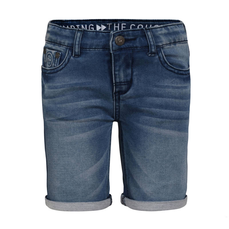 Jumping The Couch Short - Denim