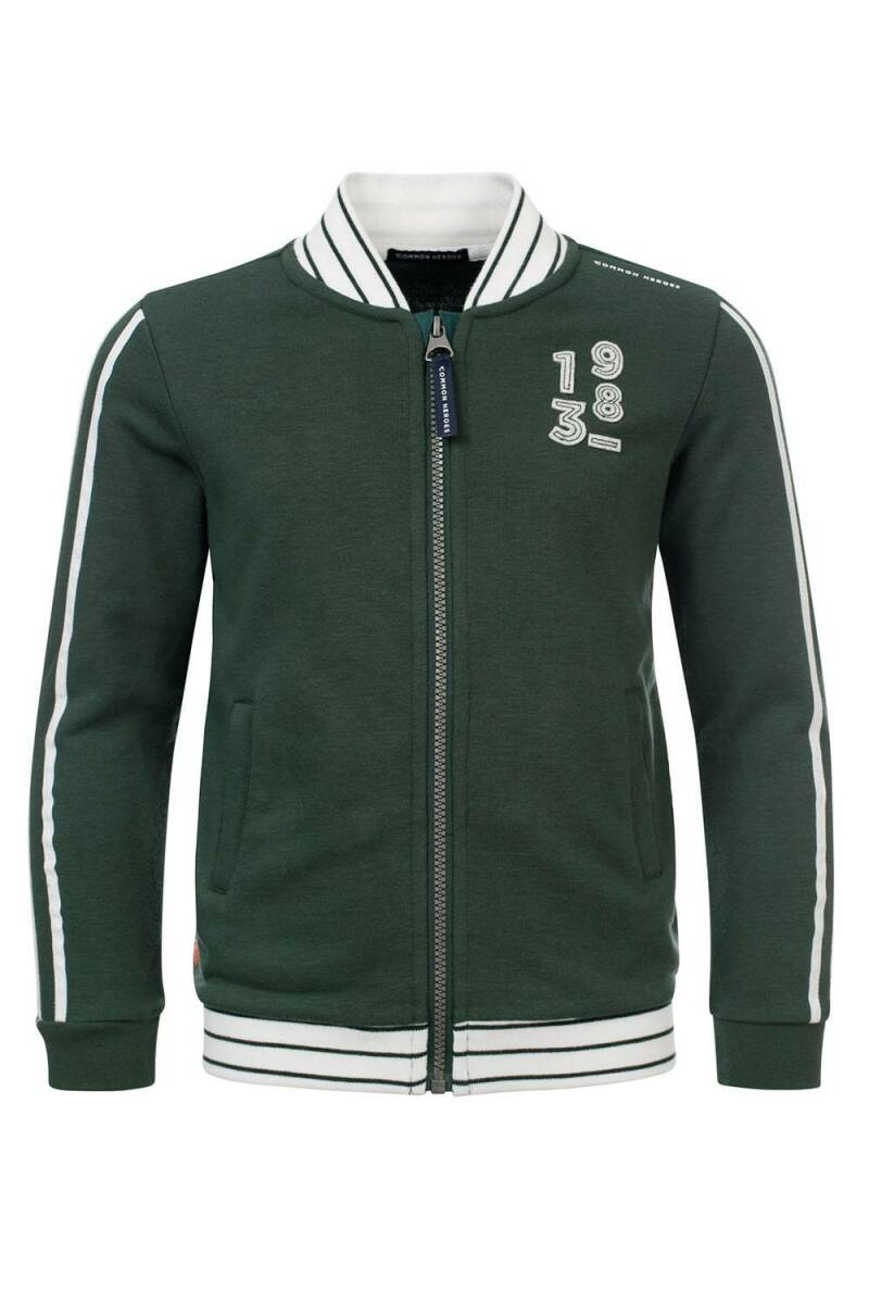 Common Heroes Nathan Cardigan - Army