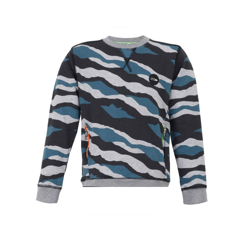 Jumping the Couch Jongens Sweater (multicolour)