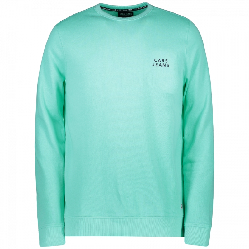 Cars Sweater Stoney - Aqua