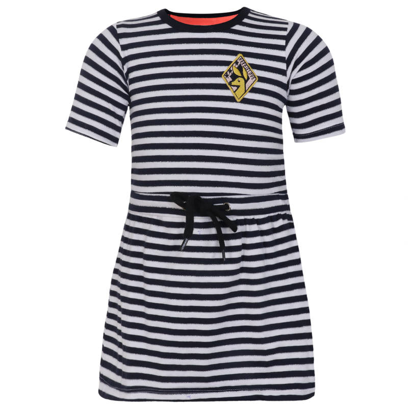 Beebielove  Dress (stripe)