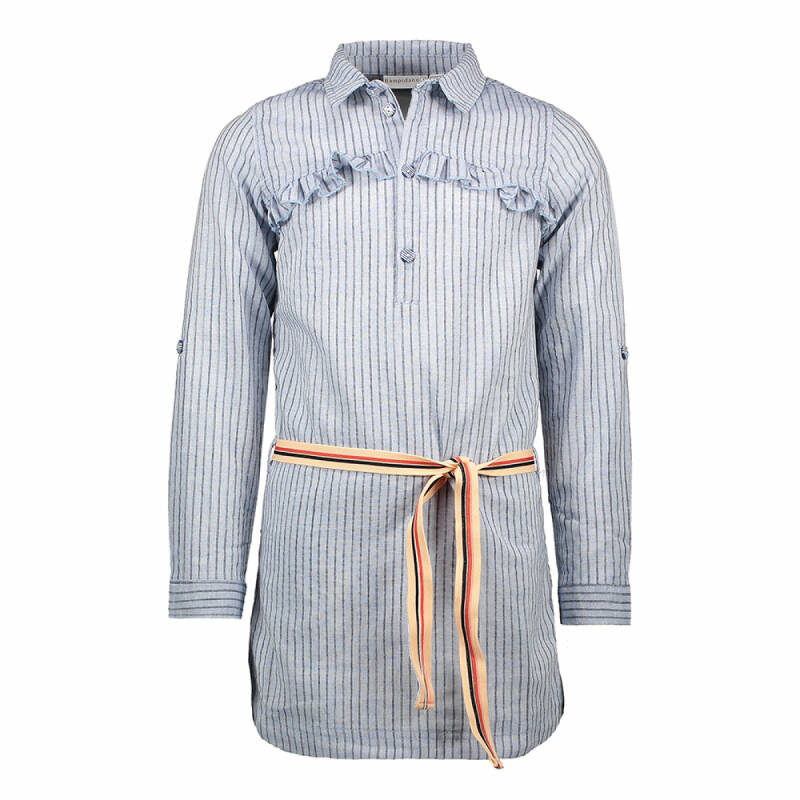 Bampidano Stripe Shirt Dress