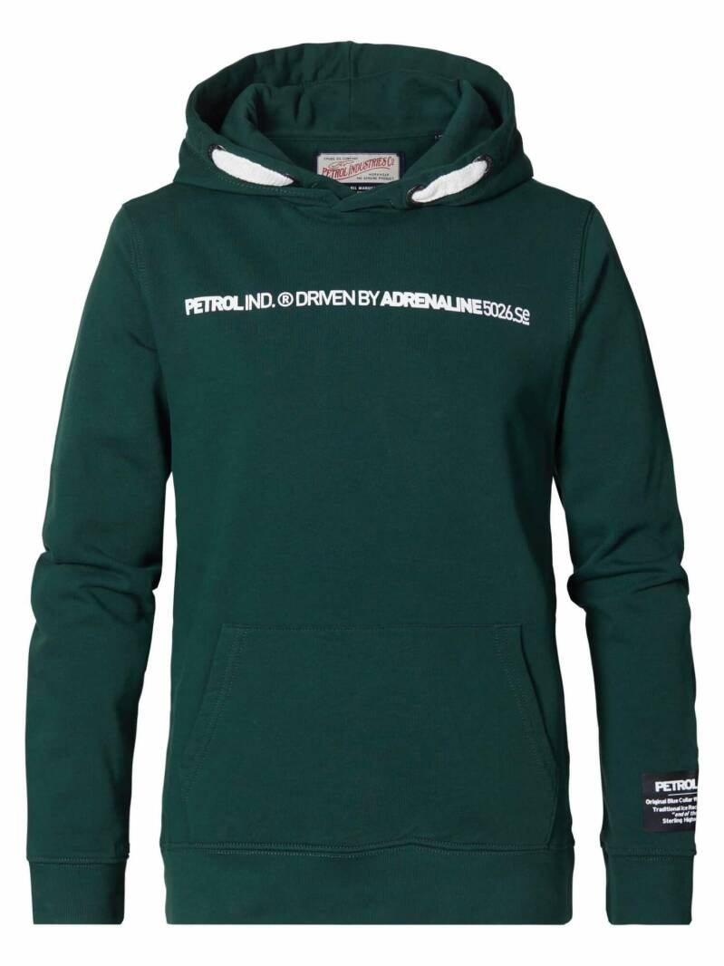 Petrol Industries classic hoodie - bottle