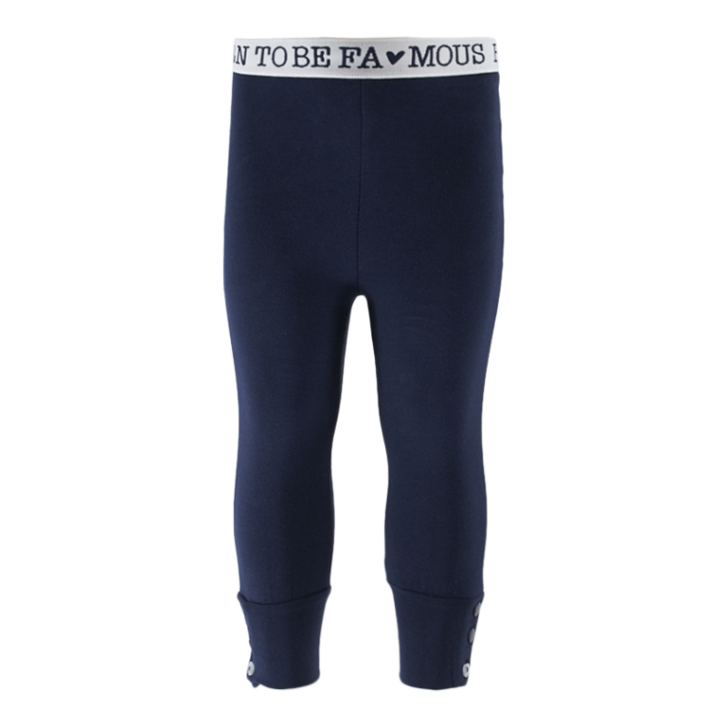Born to be Famous  Legging Heaven - Navy