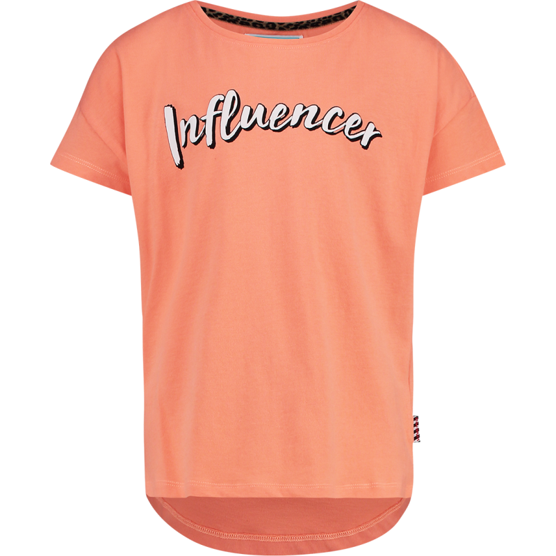 Vingino T-shirt Hessy - Neon Orange