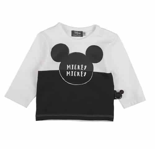 Zero2three Longsleeve Mickey Mouse