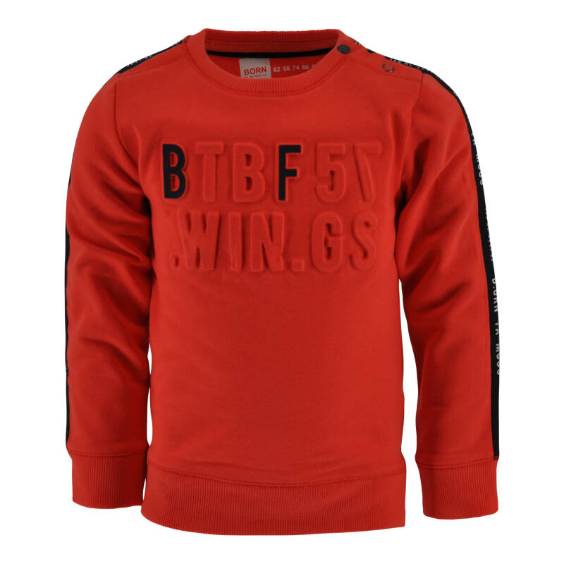 Born to be Famous Sweater Nordin - Orange