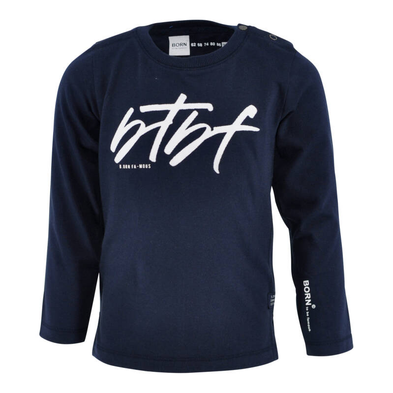 Born to be Famous Shirt Parker - Navy