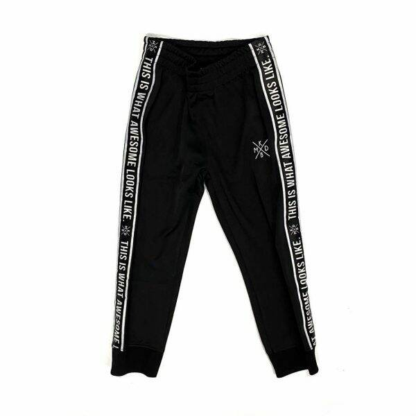 KMDB trackpants trick black