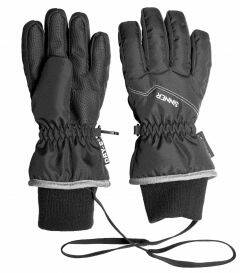 Sinner phoenix glove junior - black/grey