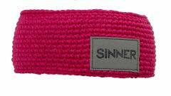 Sinner danbury hat band - pink