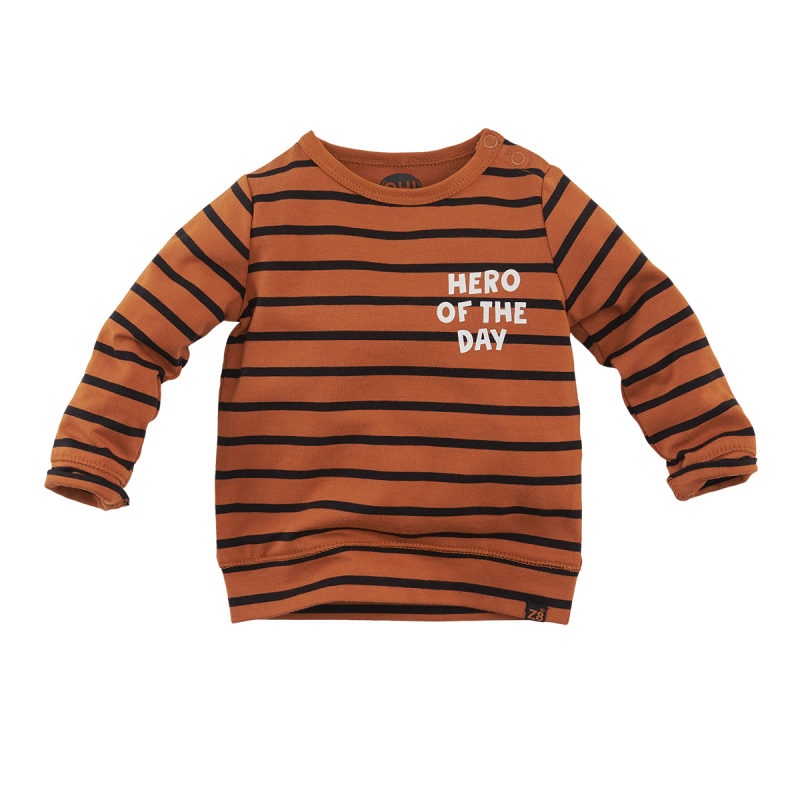 Z8 Baby T-shirt Tunis - Brown