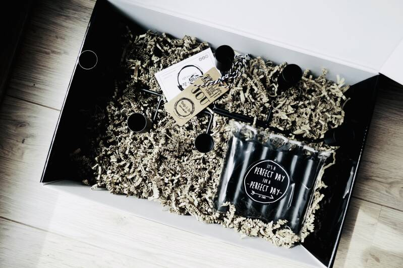 GIFTBOX - CANDLE