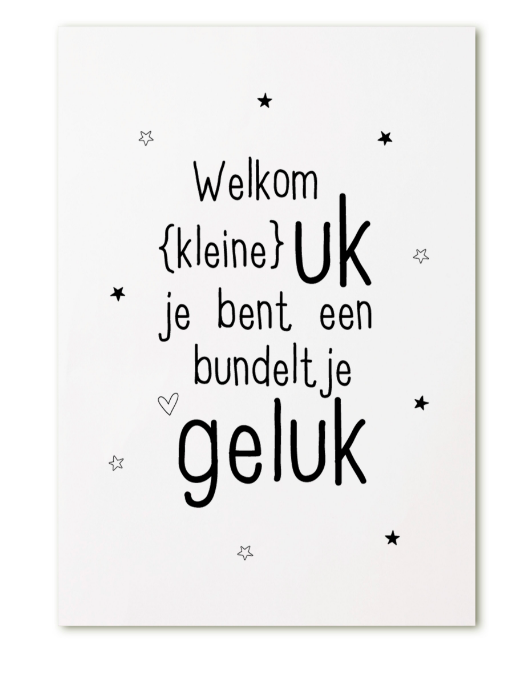 CARD - Kleine uk