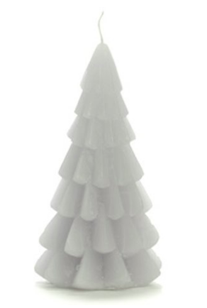 KAARS  COOL GREY - Kerstboom L