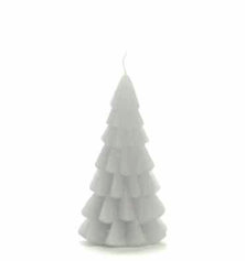 KAARS COOL GREY - Kerstboom S