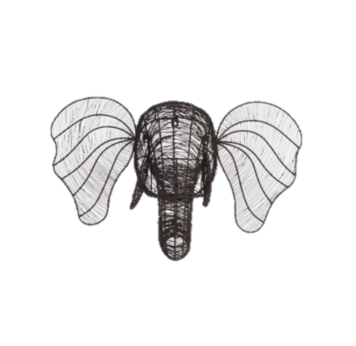WIRE ELEPHANT XL