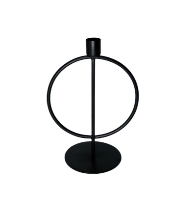 CANDLE HOLDER - 22 cm