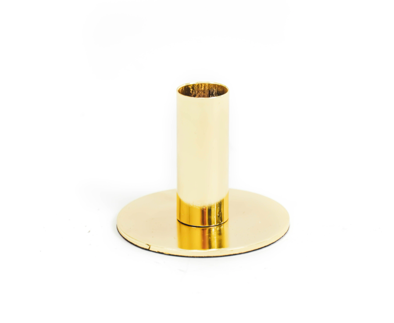 CANDLE HOLDER JAY GOLD