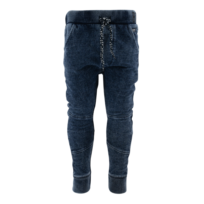 -20% Born to be Famous Blauwe broek